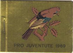 Suisse 1969 . PRO JUVENTUTE . Carnet De 20 Timbres Neufs . - Carnets
