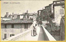 PERUGIA PEROUSE - 6 Cartes Peu Courantes De La VILLE - Perugia