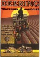Deering 10-20 à 15-30  -    Tracteur Agricole  -  CPM - Tracteurs