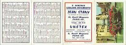 Petit Calendrier Publicitaire + Code De La Route 1968 - Calendriers