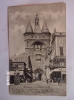 BORDEAUX (33) La Grosse Cloche - Monuments