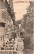 37CHA- CHATEAURENAULT- Une Tannerie Sur La Brenne, Travail De Rivière - Andere Gemeenten