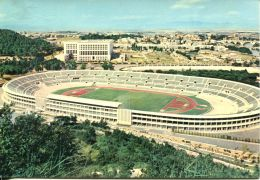 N°53172 -cpsm Roma -stade Olympique- - Stades