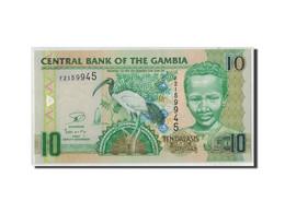 The Gambia, 10 Dalasis, 2006, KM:26, NEUF - Gambie
