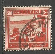 PALESTINA YVERT NUM. 80 USADO - Palestina