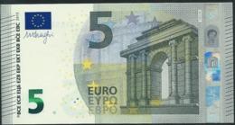 € 5 GREECE  Y001 A6  DRAGHI  UNC - 5 Euro