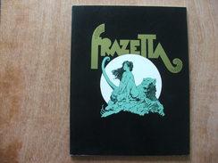 Frazetta The Living Legend 1981 - Livres, BD, Revues