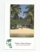 Seychelles Chalets D'anse Forbans South Mahé - Seychelles