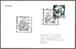 27^ MOSTRA MICOLOGICA - 27 EXP. DE SETAS - MUSHROOMS. Budoia, Pordenone, 1994 - Champignons