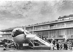 AEROPORT DE PARIS ORLY BOEING 707 ET L'AEROGARE - Aerodrome