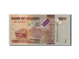 Uganda, 1000 Shillings, 2010, KM:49, NEUF - Ouganda