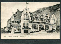 CPA - SAINTE ADRESSE - L'Hôtellerie, Animé - Automobile - Sainte Adresse