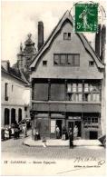 59 CAMBRAI - Maison Espagnole   (Recto/Verso) - Cambrai