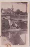 Haute  Marne :  FOULAIN  : L  église  Et  Pont Du  Canal  1949 - Autres Communes