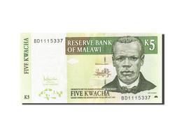 Malawi, 5 Kwacha, 2005, 2005-12-01, NEUF - Malawi