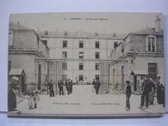 56 - LORIENT - LA CASERNE BISSON - ANIMEE - Lorient