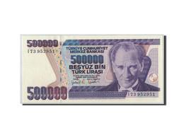 Turquie, 500,000 Lira, L.1970, KM:212, 1970-01-14, NEUF - Turquie