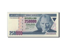 Turquie, 250,000 Lira, 1970, KM:207, 1970-01-14, NEUF - Turchia