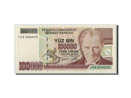 Turquie, 100,000 Lira, L.1970, KM:206, 1970-01-14, NEUF - Turquie