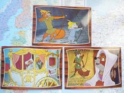 Robin Des Bois 3 Cartes - Autres
