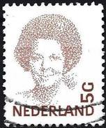 Netherlands 1992 - Queen Beatrix ( Mi 1457 - YT 1418 ) - Oblitérés