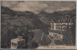 Glion - Hotel Du Parc - Photo: Julliet Feres No. 6923 - VD Vaud