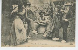 L'AVEYRON PITTORESQUE - Bourrée Aveyronnaise (joueur De Vielle ) - Autres Communes