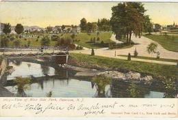 View Of West Side Park, Paterson, N.J. - Paterson