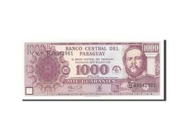 Paraguay, 1000 Guaranies, 2002, KM:221, 2002, NEUF - Paraguay