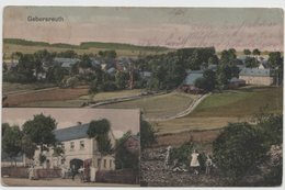 AK Gebersreuth 1916, Gelaufen - Deutschland