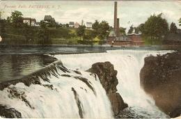 Passaic Falls, Paterson, N.J. - Paterson