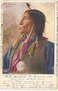 CHIEF WOLF ROBE  CHEYENNE - Indiens De L'Amerique Du Nord