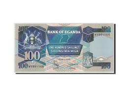 Uganda, 100 Shillings, 1998, KM:31c, NEUF - Ouganda