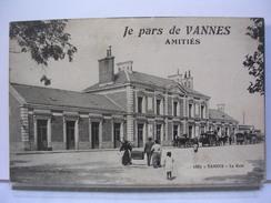 56 - VANNES - LOT DE 9 CPA - Vannes