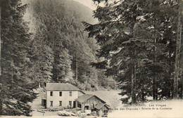 CPA - Vallée Des CHAVONS (88) - Aspect De La Scierie De La Croisette En 1915 - France