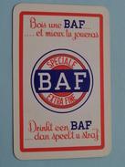 Bois Une BAF ....et Mieux Tu Joueras SPECIALE BAF EXTRA FINE Drinkt  / JOKER ( Details - Zie Foto´s Voor En Achter ) !! - Barajas De Naipe