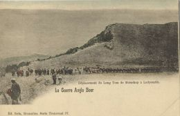 BOER WAR, Displacement Of The Long Tom Gun Of Moleskop At Ladysmith (1900) - Other Wars