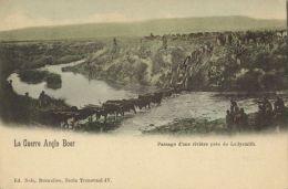 BOER WAR, River Crossing Near Ladysmith (1900) - Other Wars