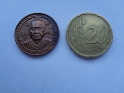 Réf: 98-16-282.                BOUDDHISTE    ( Médaille ) - Religion & Esotérisme