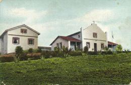 German East Africa, RUANDA, Rubengera Mission Station (1933) - Ruanda-Burundi