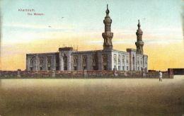 Sudan, KHARTOUM, The Mosque, Islam (1910s) - Sudan