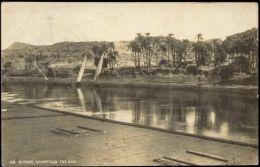 Sudan, KHARTOUM, River Nile Scene (1914) - Sudan