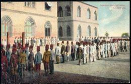 Sudan, KHARTOUM, Gordon College Boys (1910s) Washing Powder Ad - Sudan