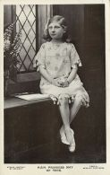 Lady May Abel Smith, Princess Of Teck (1917) RPPC - Royal Families