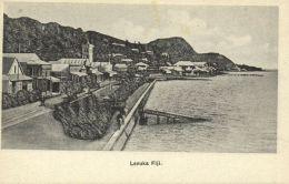 Fiji Islands, LEVUKA, Panorama (1910s) Morris, Hedstrom & Co. - Fiji