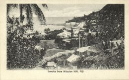 Fiji Islands, LEVUKA, Panorama From Mission Hill (1910s) Robbie And Company - Fiji