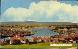Northern Ireland, LONDONDERRY, River Foyle (1969) - Londonderry