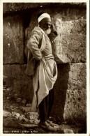 Syria, Vieux Hadji, Native Old Muslim Man, Islam (1930s) RPPC - Siria