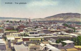 Syria, DAMAS DAMASCUS, General View (1910s) - Syria