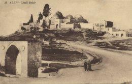 Syria, ALEP ALEPPO, Cheik Bekir (1932) - Syria